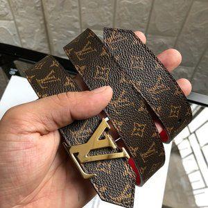 LOUIS VUITTON belts 110CM